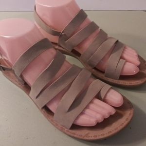 Lucky Brand Womens Sandal Shoes